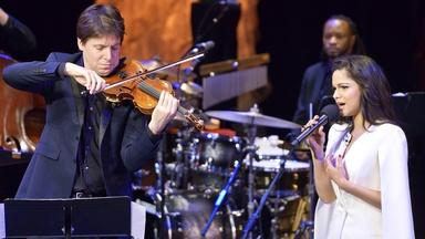Joshua Bell, Billy Porter, Larisa Martínez & Brighton Thomas