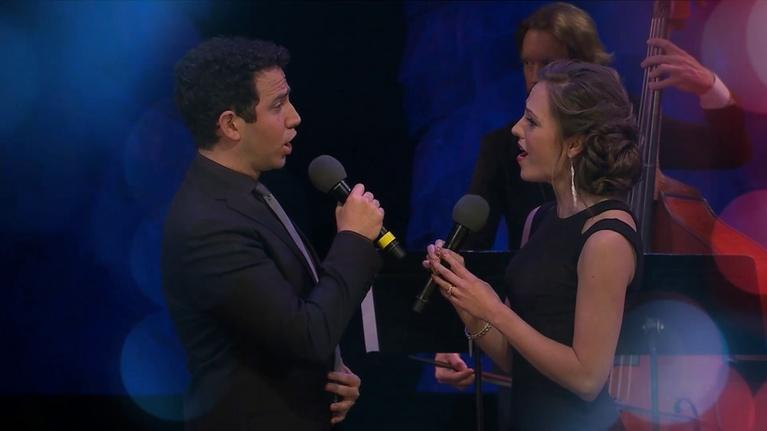 American Songbook at NJPAC Hosted by Michael Feinstein: Salute to Broadway Composers - Preview