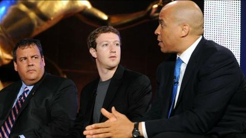 The Gift: Zuckerberg and Newark