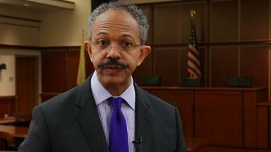 Peter Harvey: Monitoring Newark Police