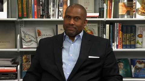 Mike Doherty; Tavis Smiley; Shavonda Sumter