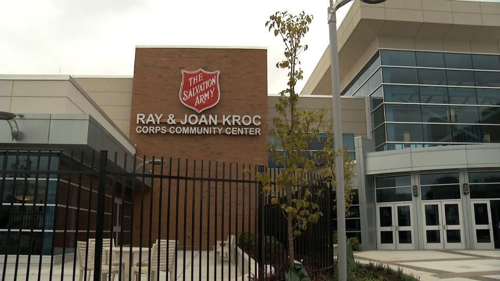 Kroc Community Center Opens in Camden image