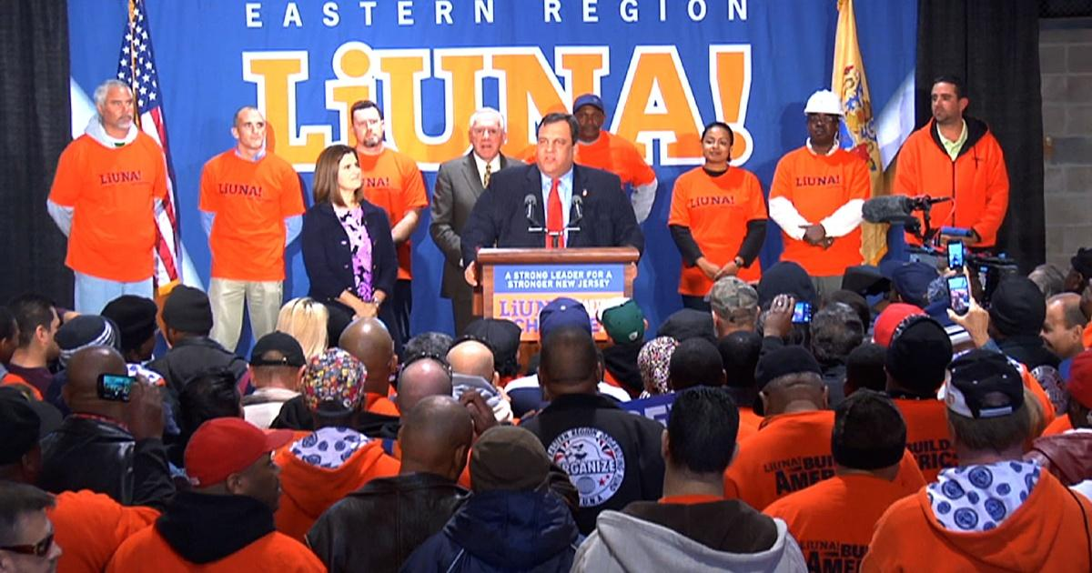 early union commitments go to christie