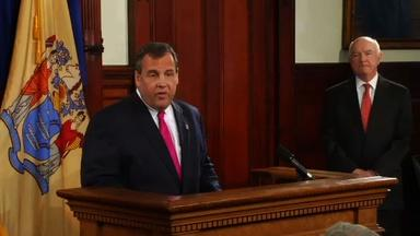 Christie Nominates Degnan as PA Chairman in Press Conference