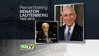 NJTV Special Report: Remembering Senator Lautenberg