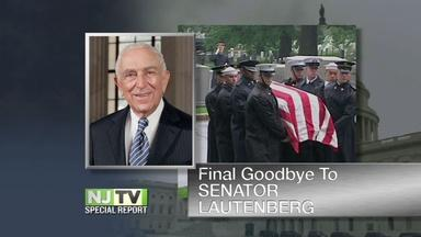 NJTV Special Report: Final Goodbye to Senator Lautenberg