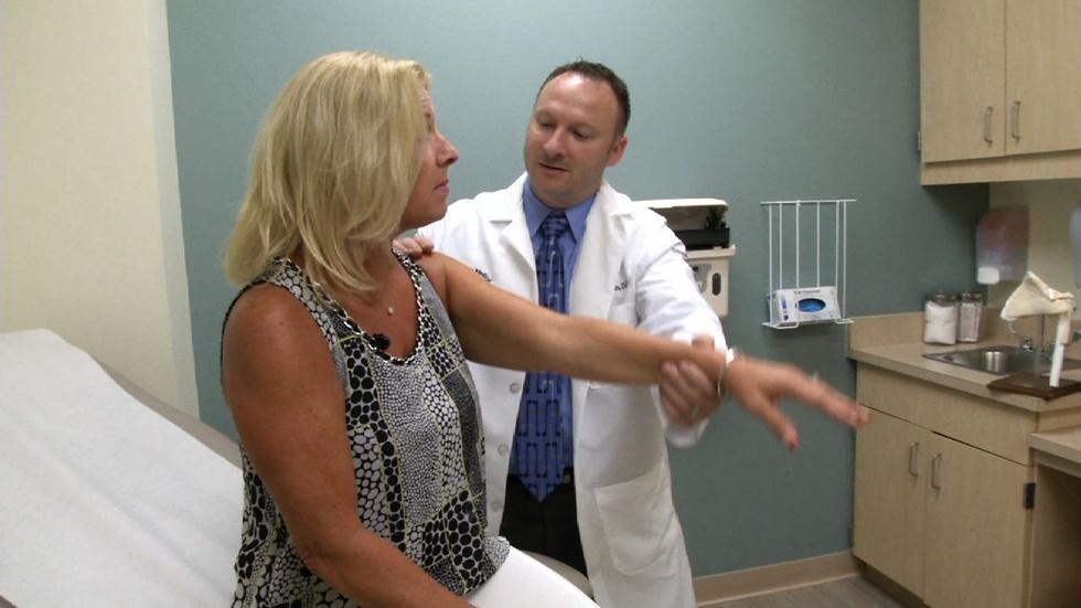 New Rotator Cuff Surgery Uses Bio-inductive Implant image
