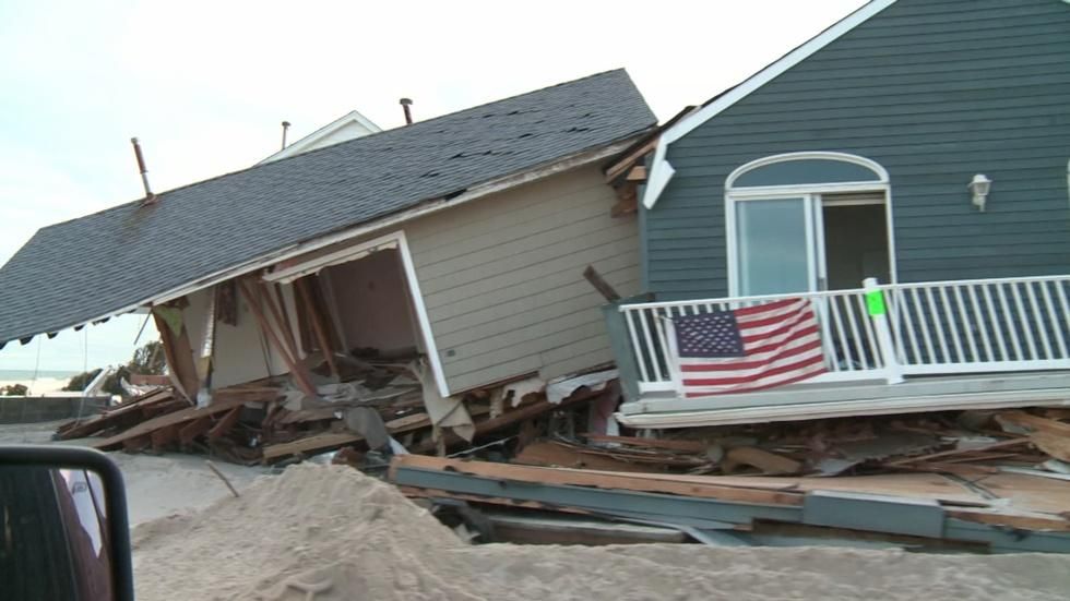 NJ Didn't Have Adequate Controls to Administer Sandy Money image