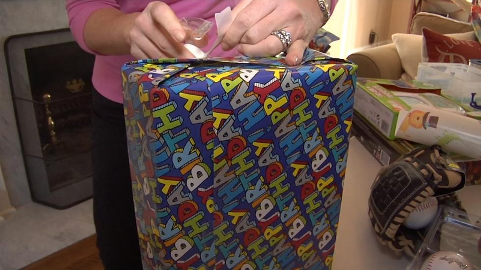 A Birthday Wish Gives Gifts to Foster Kids image