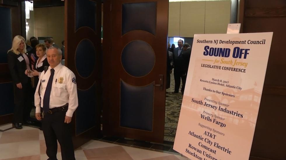 Elected Officials Sound Off at South Jersey Forum image