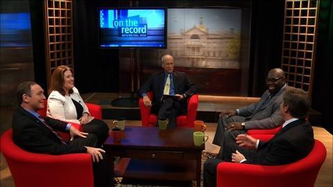 Four freshmen legislators reflect on the experience