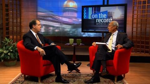 New Jersey State Treasurer Andrew Sidamon-Eristoff