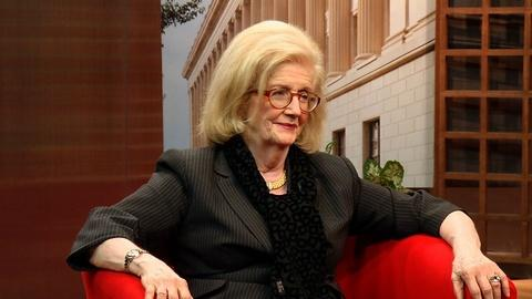 Former State Supreme Court Justice Virginia Long