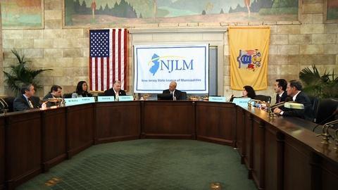 League of Municipalities Event