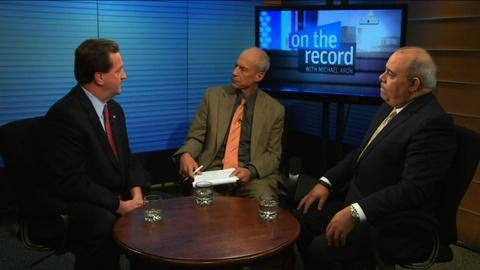 Hudson County Party Chairmen Discuss County Politics