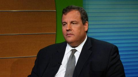 Gov. Christie On Politics And Policy