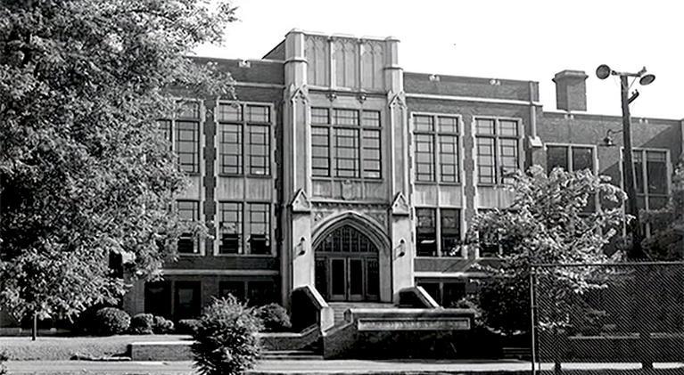 Memories of Nashville: Memories of High School
