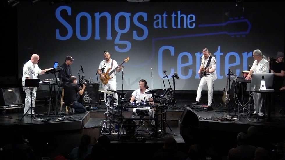 Songs at the Center, Hilda Doyle, Hebdo image
