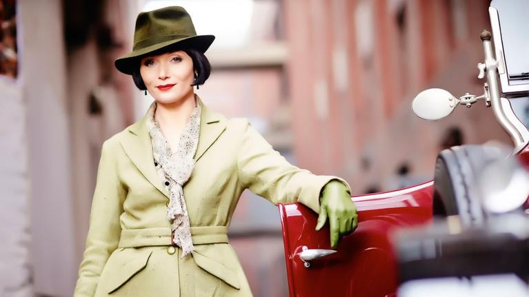 Miss Fisher's Mysteries Previews: Framed for Murder Preview