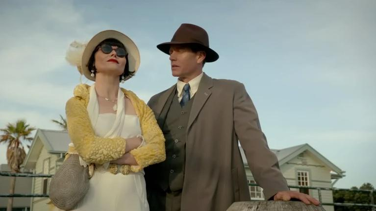 Miss Fisher's Mysteries Previews: Game, Set & Murder Preview