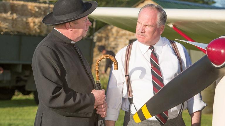 WOSU Presents: Father Brown: The Missing Man Preview