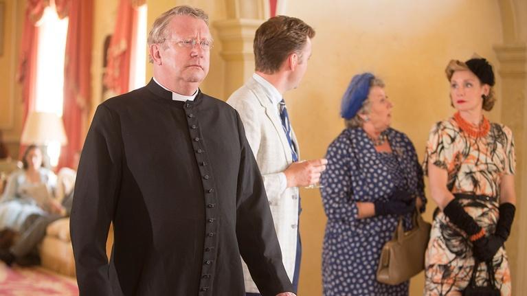 WOSU Presents: Father Brown: The Wrath of Baron Samdi Preview