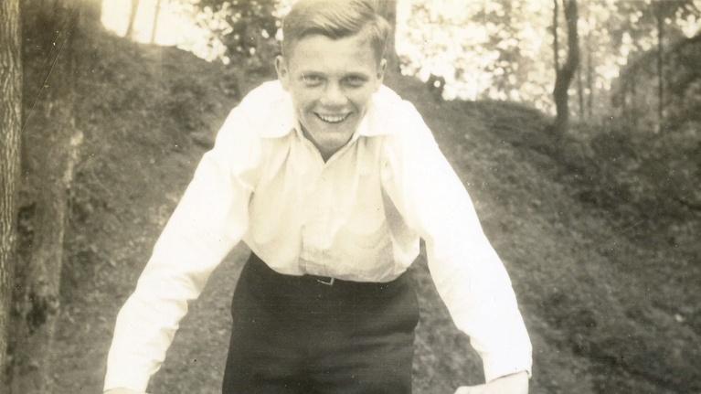 John Glenn: A Life of Service: John Glenn: Growing Up During The Great Depression