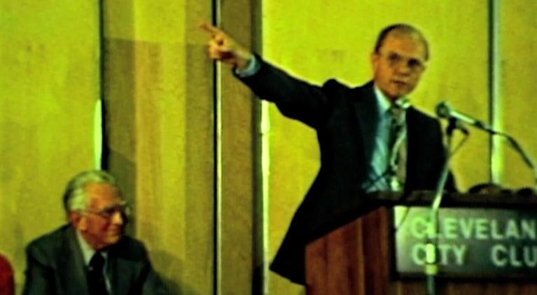 John Glenn: A Life of Service: John Glenn: Gold Star Mother Speech