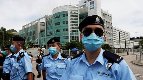 How China is limiting freedom of the press in Hong Kong