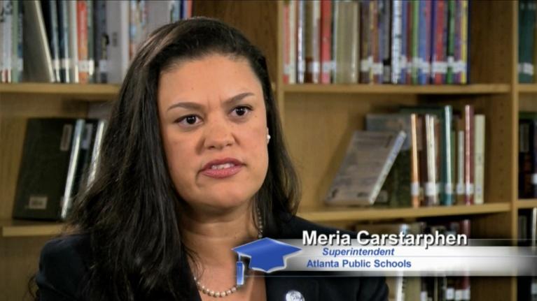American Graduate Atlanta: Meria Carstarphen- American Graduate Champion