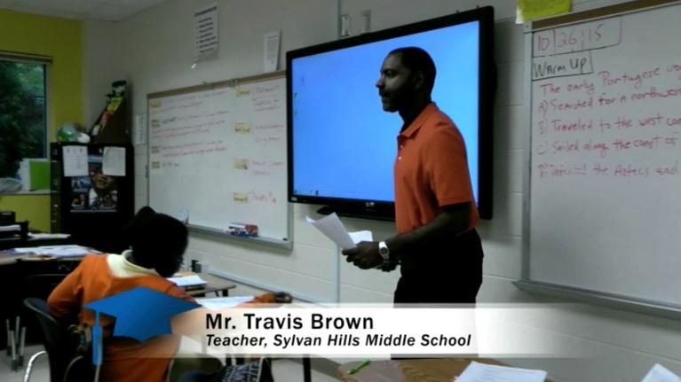 American Graduate Atlanta: Travis Brown - American Graduate Champion