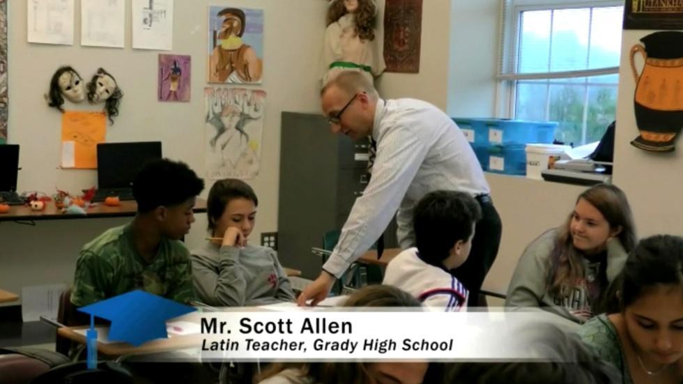 Scott Allen - American Gradaute Champion image
