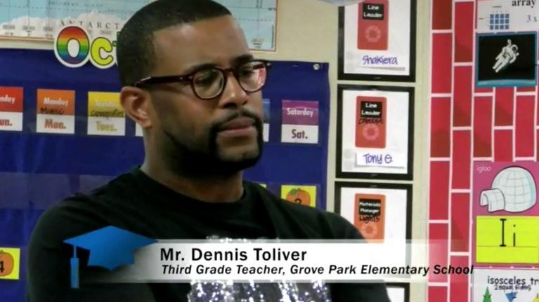 American Graduate Atlanta: Dennis Toliver -  American Graduate Champion