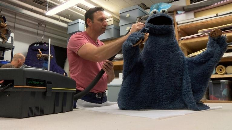 This is Atlanta with Alicia Steele: Preserving Puppets