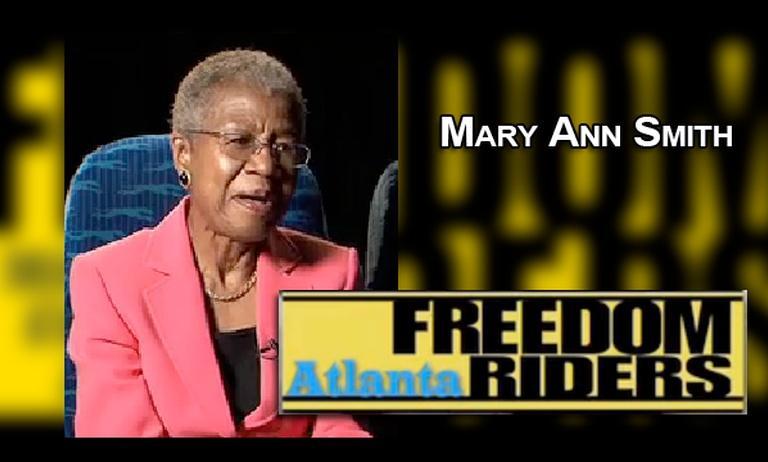 Freedom Riders - Mary Ann Smith