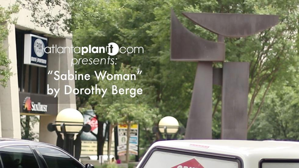 Atlanta Public Art: Sabine Woman image