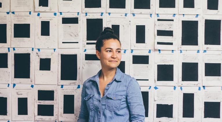 Atlanta PlanIt: Hudgens Prize Winner Bethany Collins