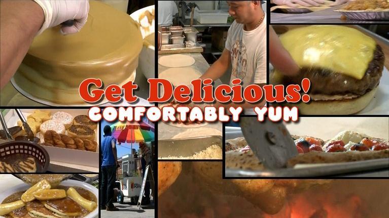 Get Delicious: Get Delicious! Comfortably Yum