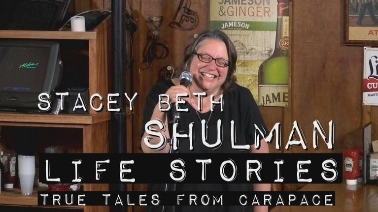 Life Stories: True Tales from Carapace: Beth Shulman