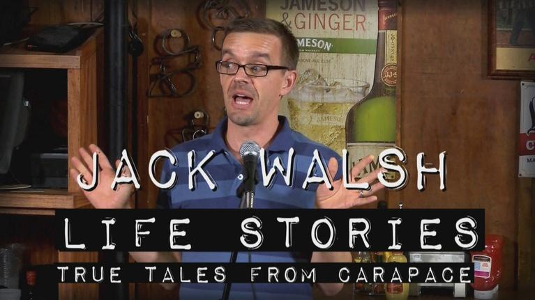Life Stories: True Tales from Carapace: Jack Walsh