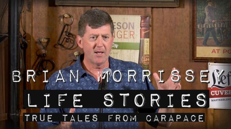 Life Stories: True Tales from Carapace: Brian Morrissey