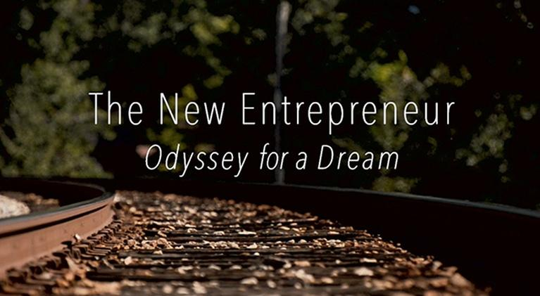 The New Entrepreneur: Odyssey for a Dream: The New Entrepreneur: Odyssey for a Dream