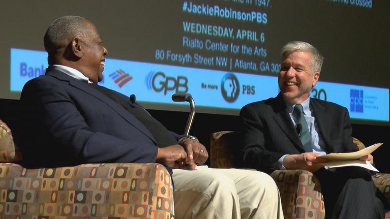 PBA Specials: Jackie Robinson: A Conversation with Hank Aaron - Part 3