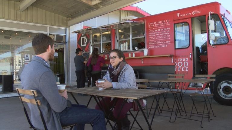 Secret Atlanta: Refuge Coffee Company