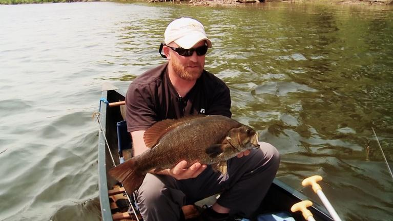 Fishing Behind The Lines: 303: Shane Dial: Roots on the Raquette