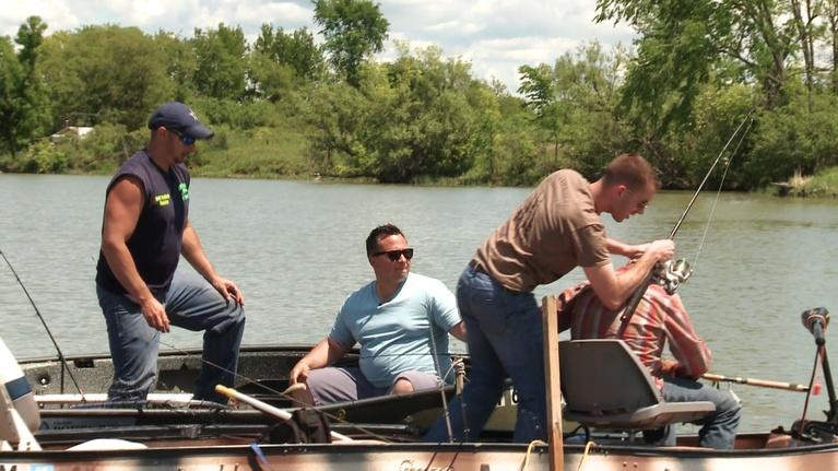 Fishing Behind The Lines: 304: Heath Buchanan & Gary Graeff: Catfish and Canoes