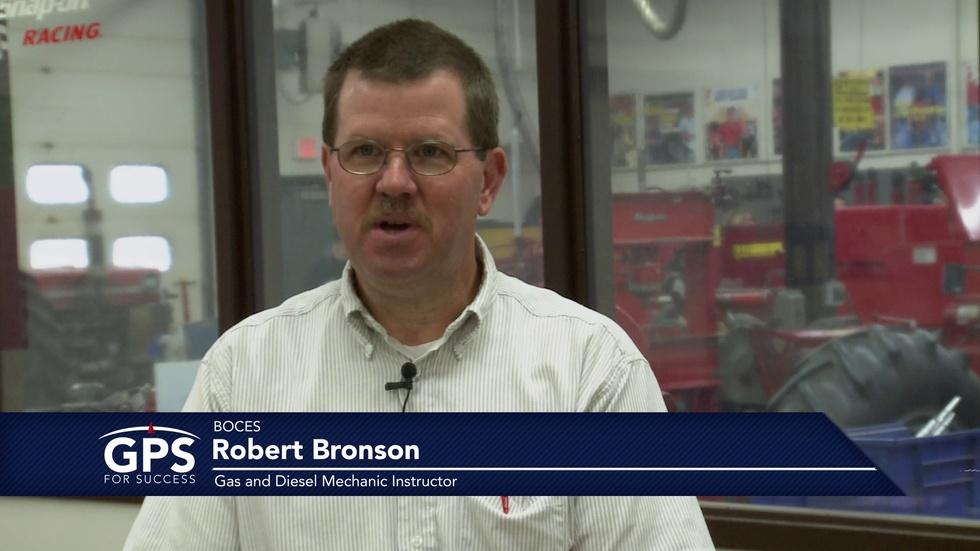 Robert Bronson Extended Interview image