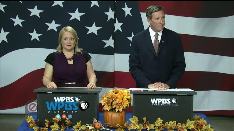 Public Eye with Jeff Cole: Public Eye with Jeff Cole 116th Assembly District Debate