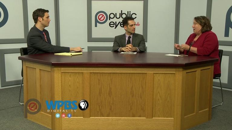 Public Eye with Jeff Cole: Immigration Policy