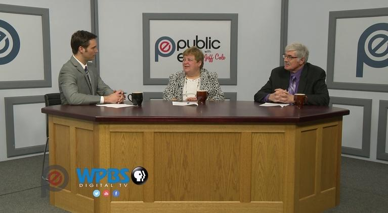 Public Eye with Jeff Cole: JCC: What's Next?